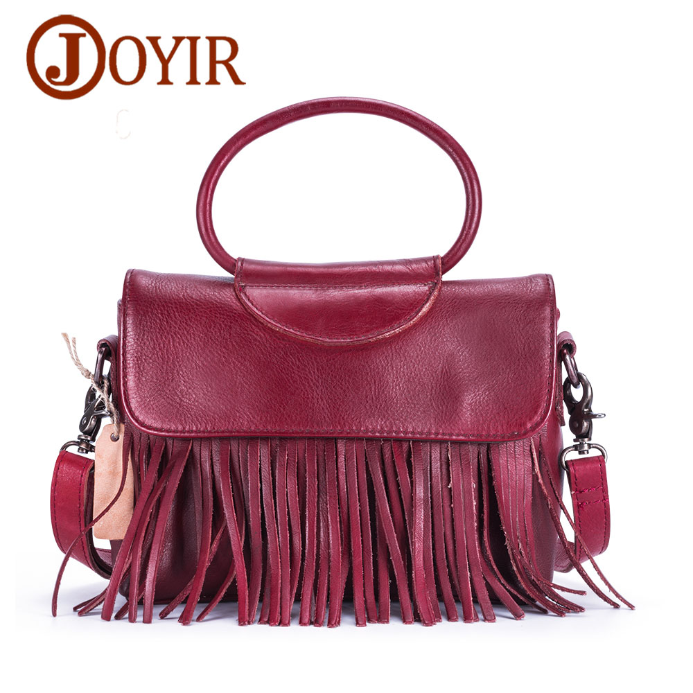 JOYIR New Women Genuine Leather Messenger Crossbody Bag Designer Handbags Flap Pocket Shoulder Bags Trunk Bolsa Feminina 8607 joyir vintage women messenger bag designer genuine leather handbags crossbody bags for women shoulder bag bolsa feminina 8602