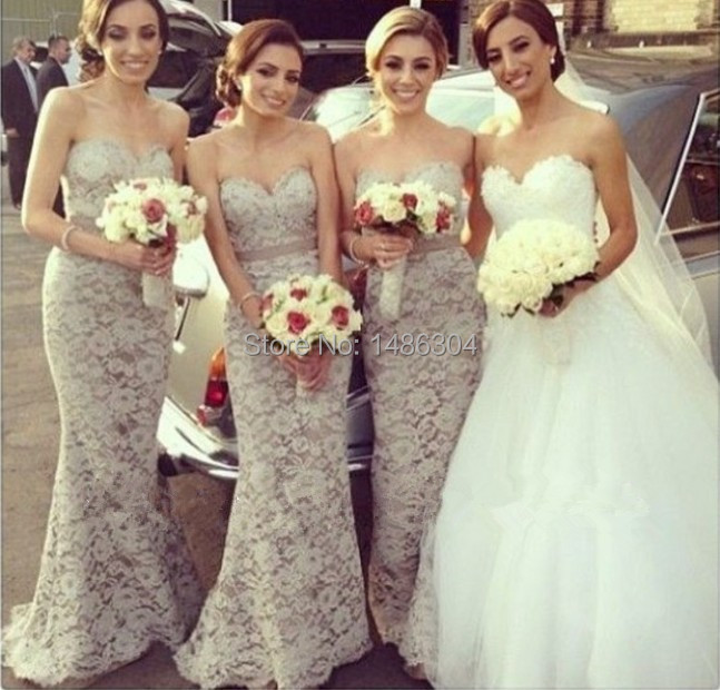 Online Get Cheap Grey Bridesmaid Dresses -Aliexpress.com  Alibaba ...