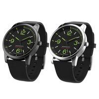 vanpower S 69 30ATM Waterproof Quartz Men watchwrist Leather and Sports Clock Watch night Vision Bluetooth Smart Watch