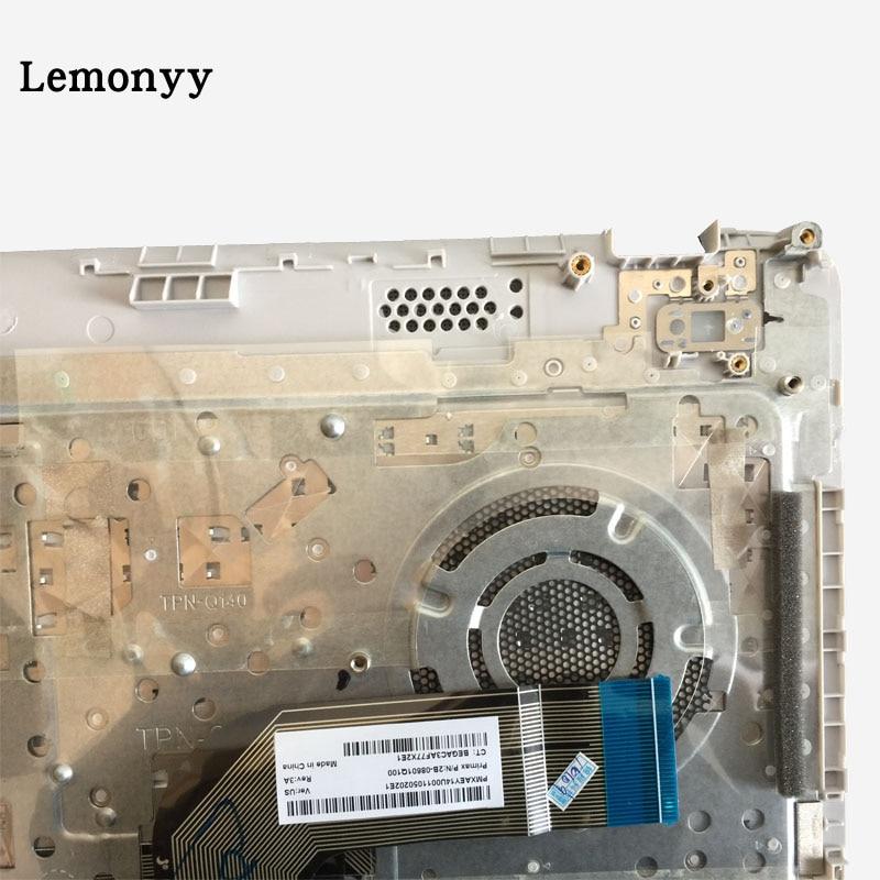 NEW US For HP 15-p067ca 15-p074ca 15-p080ca 15-p084ca 15-p087ca 15-p088ca laptop Keyboard Palmrest Upper cover