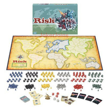 RISK - The game of global domination - Board Game - English Edition 1.2kg Good Quality - We all love it ! 2~6 Players