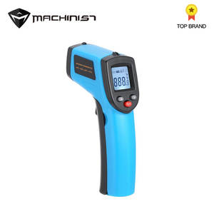 Infrared Thermometer Electronic Thermometer Handheld Industrial High Precision Non-Contact Infrared Thermometer without battery