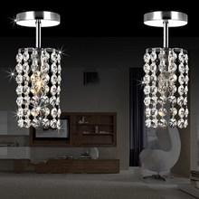 Современные светодио дный блеск кристаллов потолочный светильник светодио дный свет блеск потолок AC110/220 В домашнего освещения lampadari потолочный светильник светильник светодиодный потолочный
