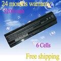 Jigu bateria do portátil para hp pavilion dv3 dv5 dv6 dv7 dm4 G4 G6 G7 CQ32 CQ42 G42 G62 G72 MU06 593553-001 HSTNN-CBOX HSTNN-Q60C