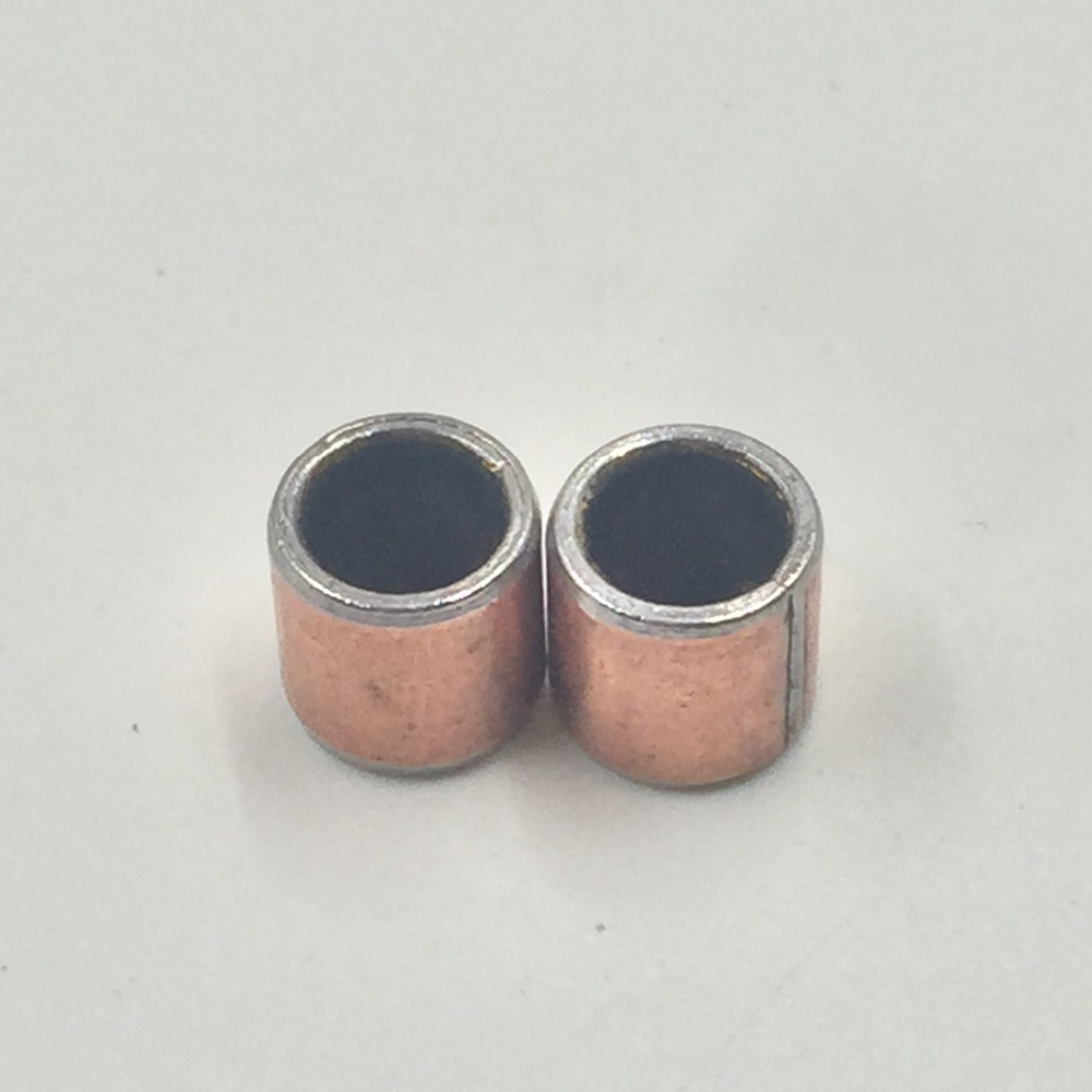 цена на 20pcs New SF-1 0608 Self Lubricating Composite Bearing Bushing Sleeve 8*6*8mm