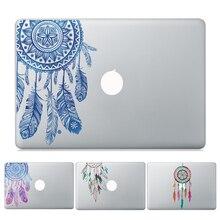 GOOYIYO-наклейка для ноутбука Топ виниловая частичная наклейка Ловец снов картина кожа для Macbook Air retina Pro 11 13 15 кожа для ноутбука