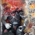 NECA Gears of War Headshot Locust Drone Фигурку 7''