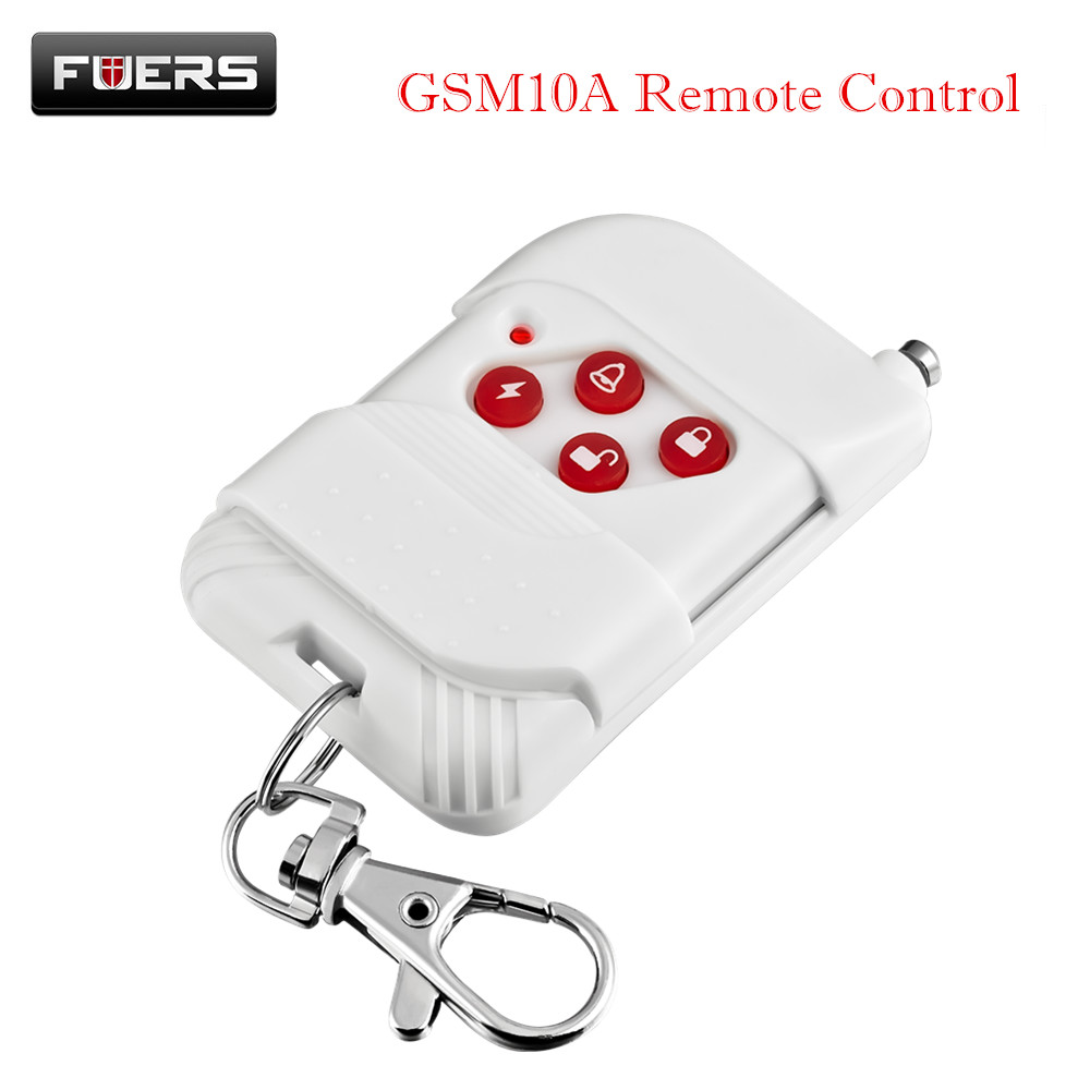 Alarm Remote Controller Adroit Fuers Gsm10a Alarm System Remote Control 433mhz 12v Keychain 10a Gsm Home Security Burglar Alarm System Remote Control Switch Delicious In Taste Back To Search Resultssecurity & Protection