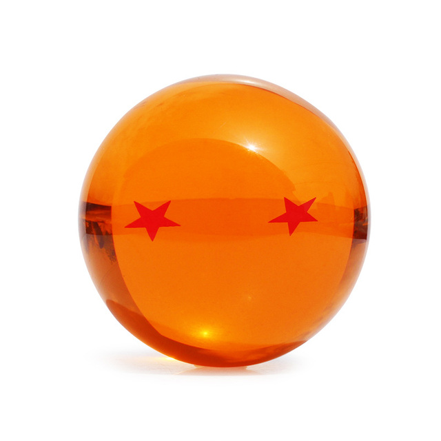 Dragon ball- Crystal Ball Big Size 3.0  Inch(7.5CM)