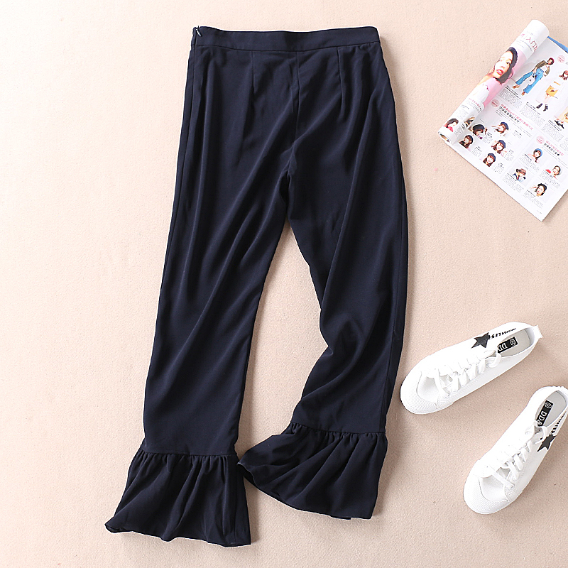T-inside458 2018 Summer Trousers For Women Elmer Mr Wonderful Shose Women Joggers Women Fake Designer Clothes Pants Female