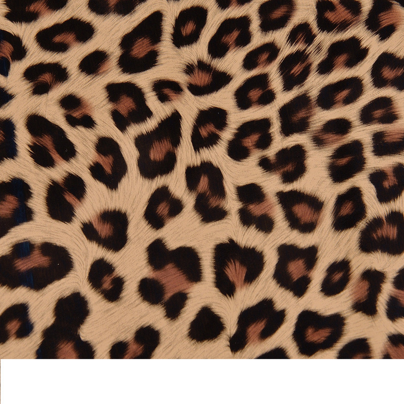0.6mm Thick Leopard Print Mirror PU Leather/ Fabric For Furniture/ High  Quality Leather Sofa Material/ Printed Leather Fabric In Synthetic Leather  From Home ...