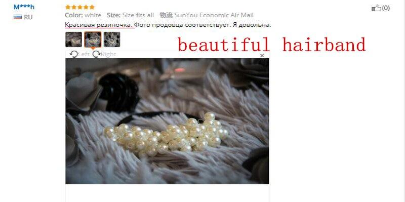 beautiful hairband