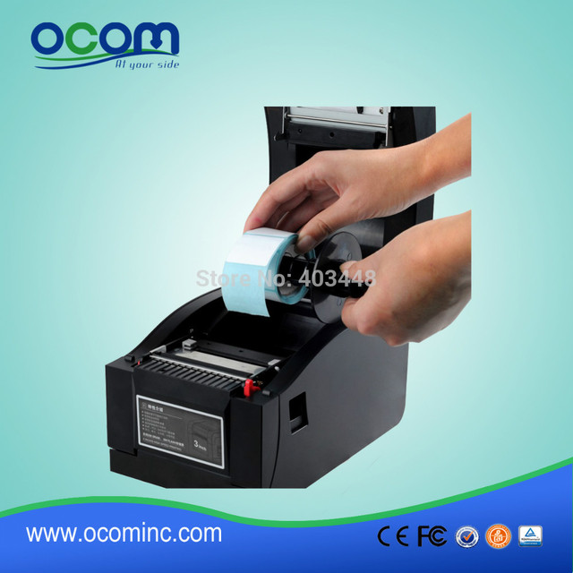 OEM etiqueta impresora de código de la etiqueta de impresión de etiquetas