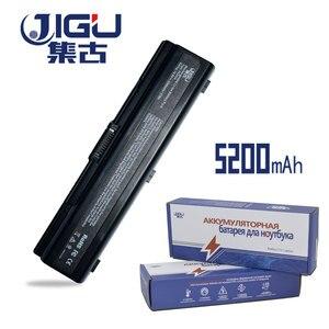 Image 2 - Jigu pa3534u bateria 1brs, para toshiba PA3533U 1BAS PA3534U 1BAS PA3534U 1BRS satélite a200 a205 a210 a215 l300 l450d a300 a500