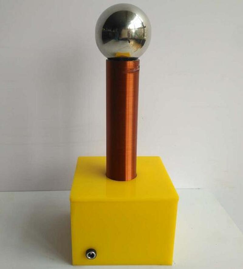 Tesla bobine Plasma haut parleur Tesla sans fil Transmission bricolage bobine Kit étudiant physique enseignement modèle fournitures scolaires