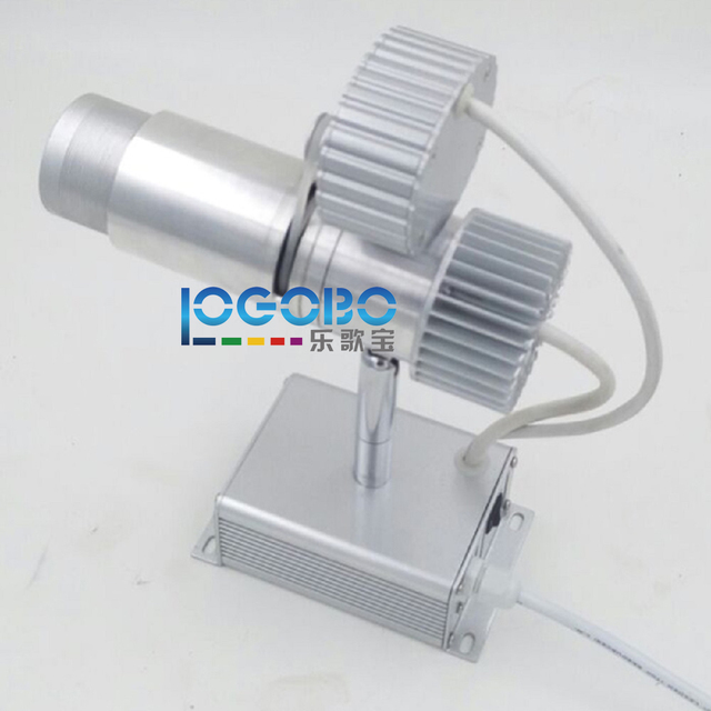 Gobo Projector Diy: 10W Led Gobo Projector Integrated Gobo Rotator With 1