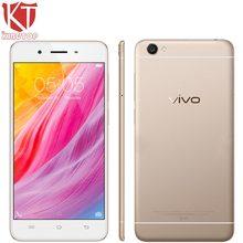 D'origine VIVO Y55A Mobile Téléphone 5.2 pouce 4G LTE 2 GB RAM 16 GB ROM Octa Core Android6.0 8.0MP Caméra 2730 mAh D'empreintes Digitales téléphone portable