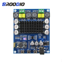 TPA3116D2 Bluetooth Amplifier Board Dual Channel 2*120W Digital Audio Amplifiers DC12-24V Amplificador For DIY Wireless Speaker