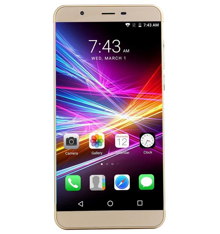 3G WCDMA gsm 6.0 pulgadas smartphone 1G RAM 8G ROMQuad Núcleo teléfonos smartpho