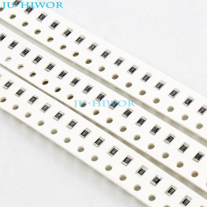 SMD Resistors 100 pezzi 1 KOhm Resistenze SMD formato 0805 5/%