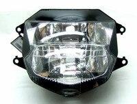 Мотоцикл передняя фара для Honda CBR1100XX CBR 1100 XX CBR1100 BlackBird 1997 2007 головной свет лампы сборки фары