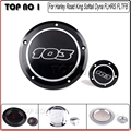 Motorcycle 103 Derby Timing Timer Covers Cover fits For Harley Road King Softail Dyna FLHRS FLTFB
