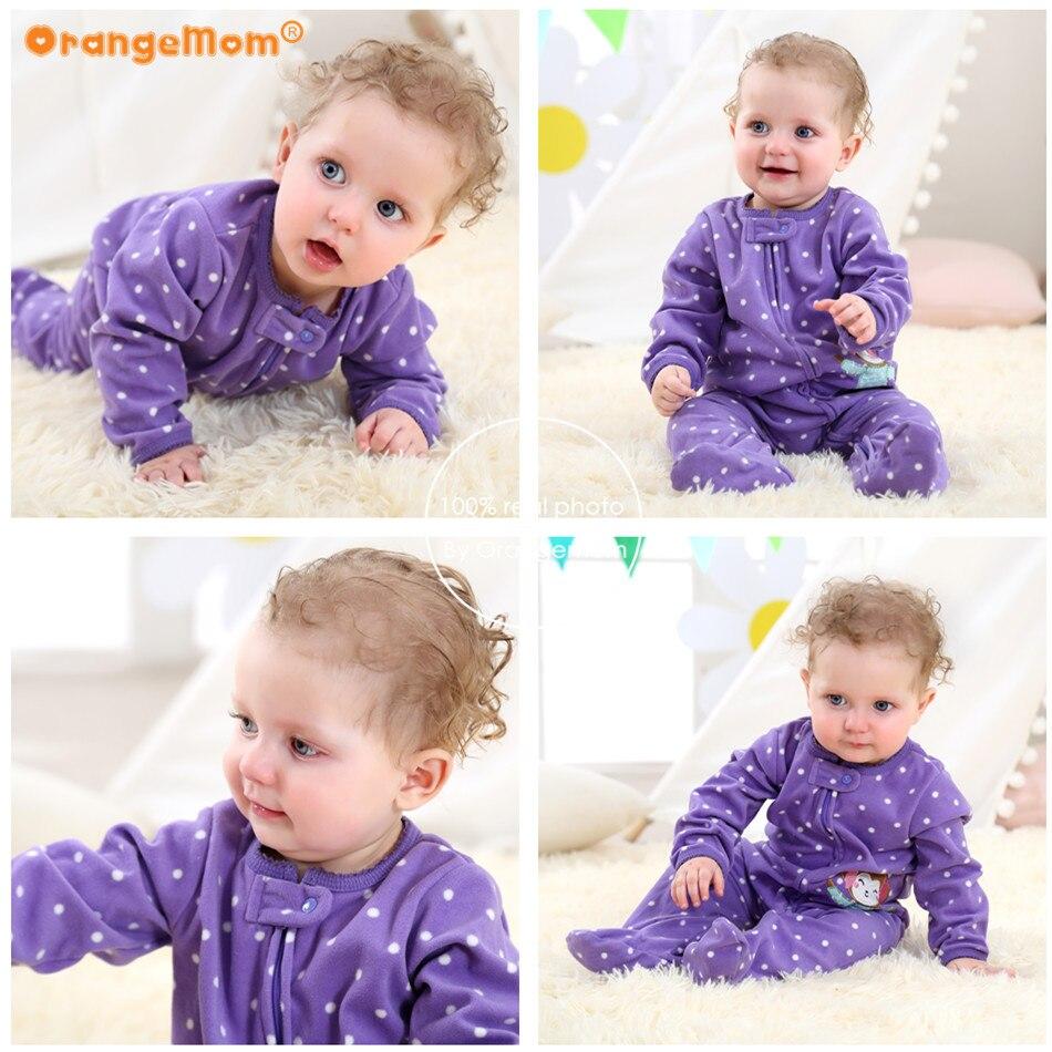 HTB1sFcgd7yWBuNjy0Fpq6yssXXaC Orangemom Christmas Spring Autumn Baby Clothing Newborn Soft Fleece Rompers 0-24m Infant Jumpsuit Baby Cartoon Costumes Pajamas
