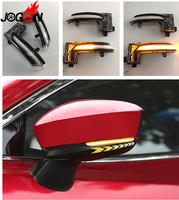 Accessories Dynamic LED Mirror Turn Signal Light For Mazda 3 Axela Mazda 6 Atenza 2016 2017 2018 2019 Car Styling