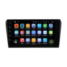 9″ Android 5.1 GPS Navigation Car Multimedia Player For MAZDA 3 2009-2012 Touch Screen Car Stereo Video Audio Free MAP Canbus