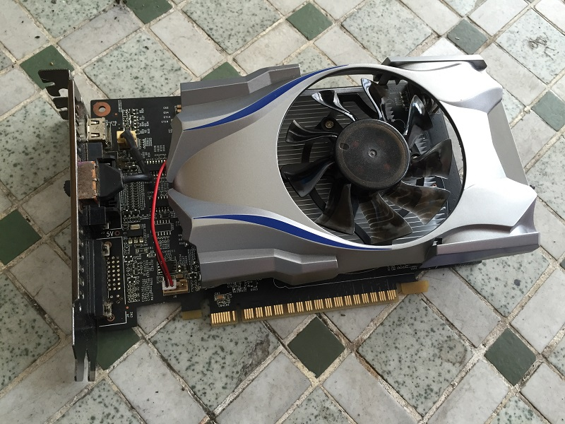 GTX650 tiger will be used game graphics