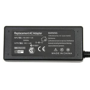 Image 4 - Adaptador de fuente de alimentación para portátil, 14V, 4A, 56W, para sumsang LCD SyncMaster Monitor S24A350H B2770 P2770H P2370H Notebook