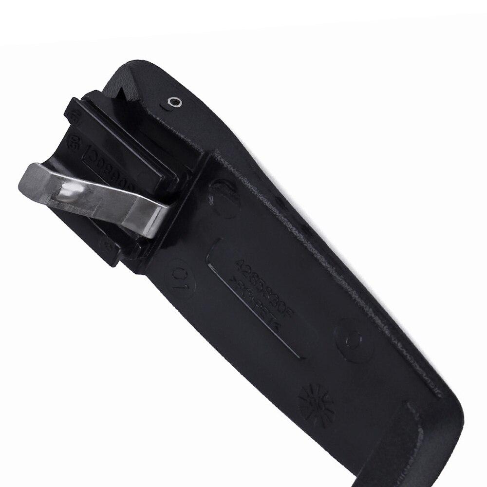 bilder für 5 stücke gürtel robust clip für motorola walkie-talkie gp3688/cp040/cp140 handliche cb funksprechkommunikations gürtelclip