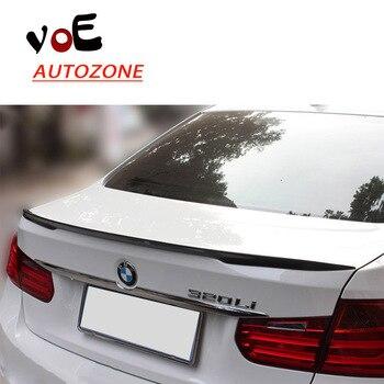 2012-2016 Carbon Fiber F30 Hiệu Suất Style Rear Wing Lip Spoiler cho BMW F30 3 Series