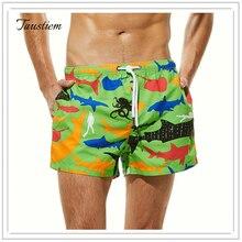 НОВЫЕ ПОСТУПЛЕНИЯ Модные Для мужчин боксер Мужские Шорты для купания море Рубашки домашние Купальники Пляж пляжные шорты Плавки быстрое высыхание шорты