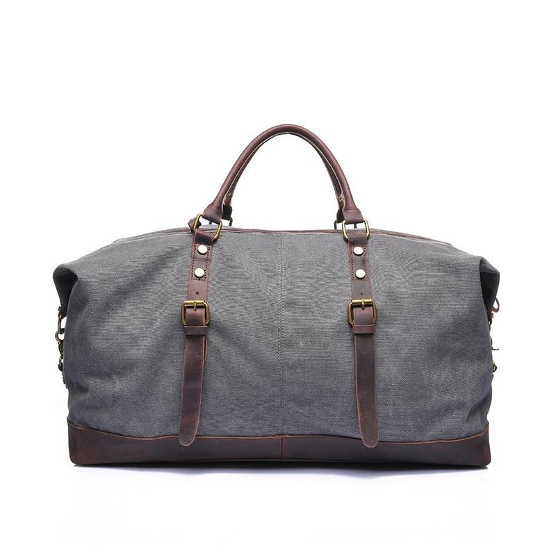 AETOO paquete nueva bolsa de mensajero portátil de gran capacidad bolsa de hombre bolsa de hombro de viaje grande bolsa de viaje - 4
