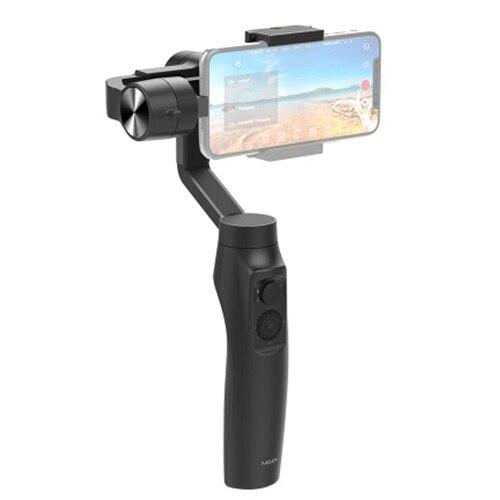 MOZA mini-mi Smartphone de poche PTZ stabilisateur cardan Vlog vidéo en direct sans fil de charge pour iphone/8/7/6/caméra d'action
