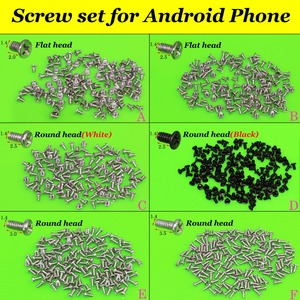 YuXi New M1.4 Cell Phone Screws Set for Android Phone(China)