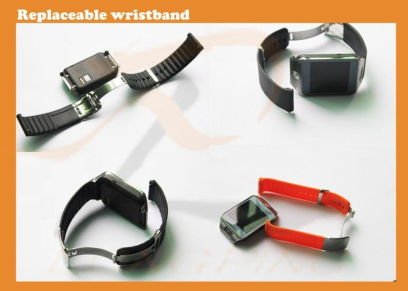 replaceable wristban