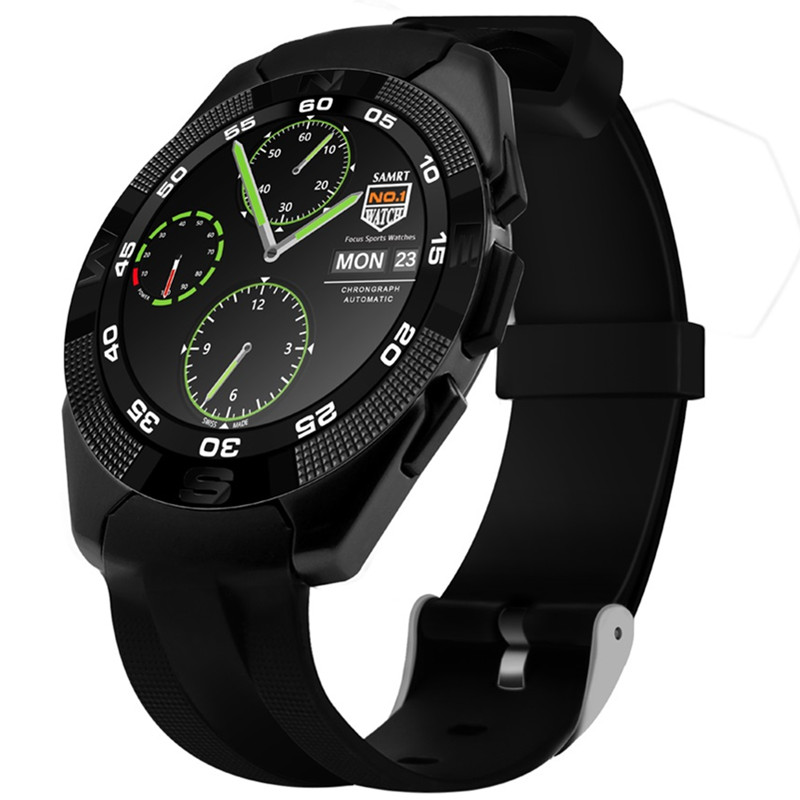 Original NO.1 G5 Smart Watch MTK2502 Heart Rate Monitor Fitness Tracker Call SMS Reminder Remote Camera For Android iOS brand smart watch no 1 smart watch d3