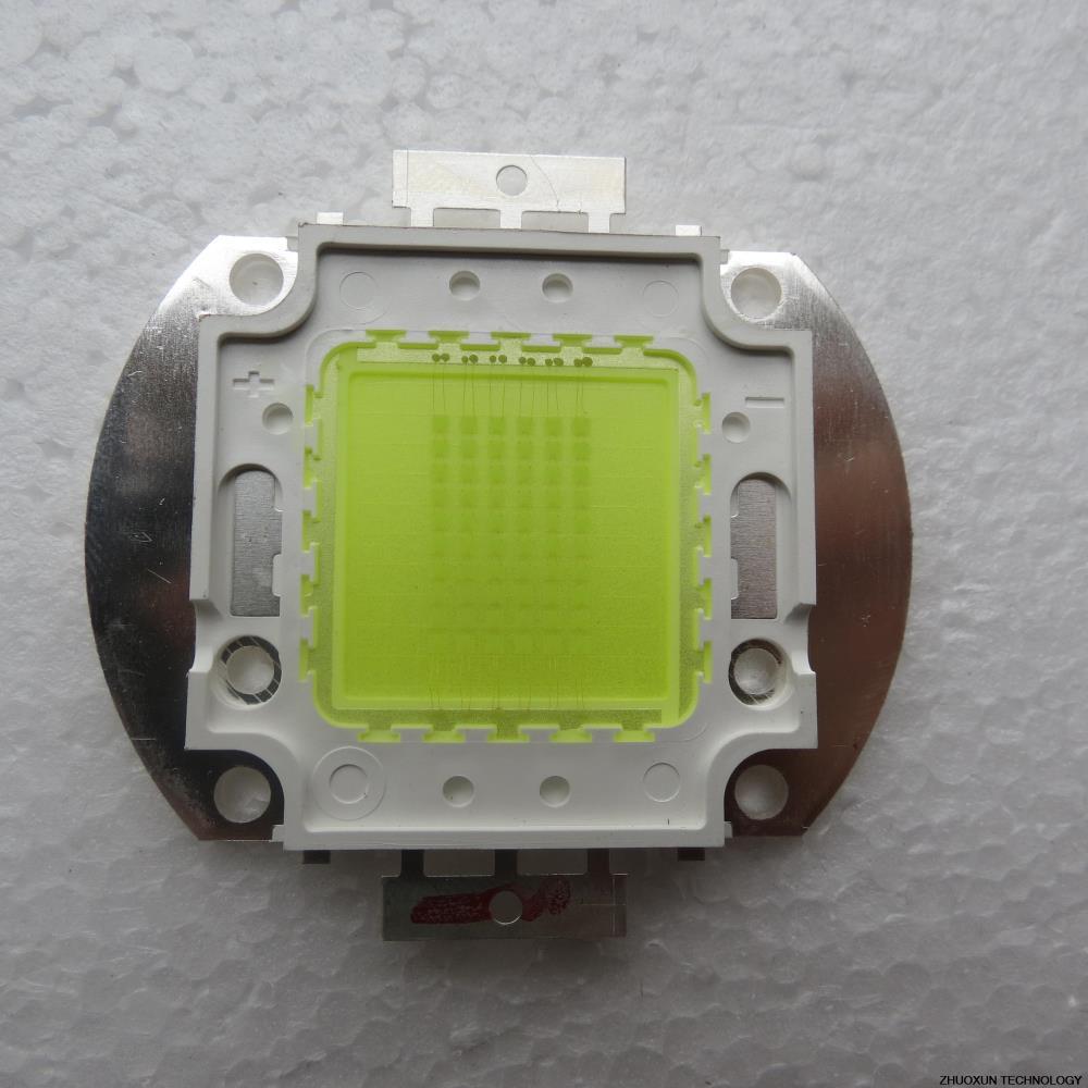 Světlo projektoru High Power Integrated LED 120w 45 * 45 chip Lamp Beads 32-38V for Flood Light Spotlights Epistar chip