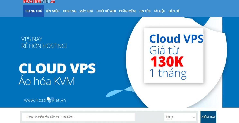 羊毛党之家 需要中转不能直接用-Hostingviet:越南VPS/1核/1G内存/15G HDD/无限流量/100M端口/KVM/月付$5.58/FPT线路/当地做站 https://yangmaodang.org