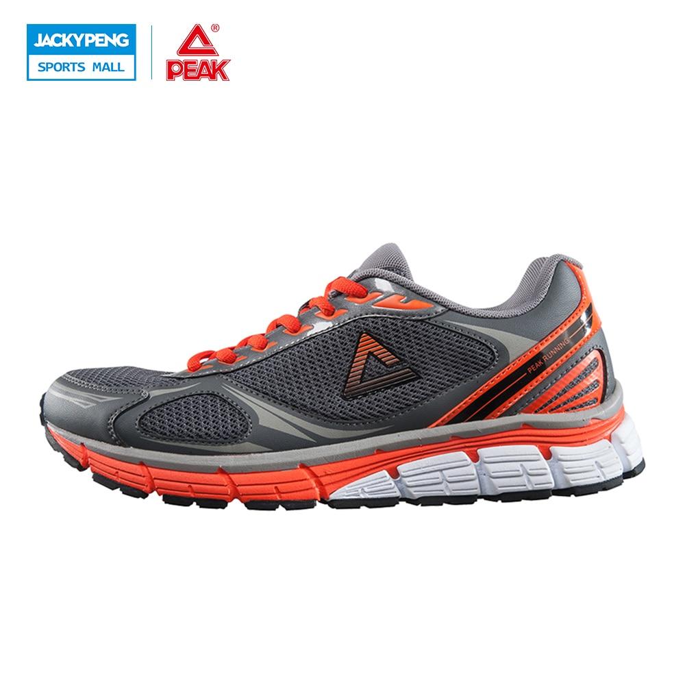 PEAK Walking Shoes Summer Lightweight Breathable Mens Trainers Shoes Light Soft Men Flats 40-45size Sport Shoes Running Shoes блюдечко light peak