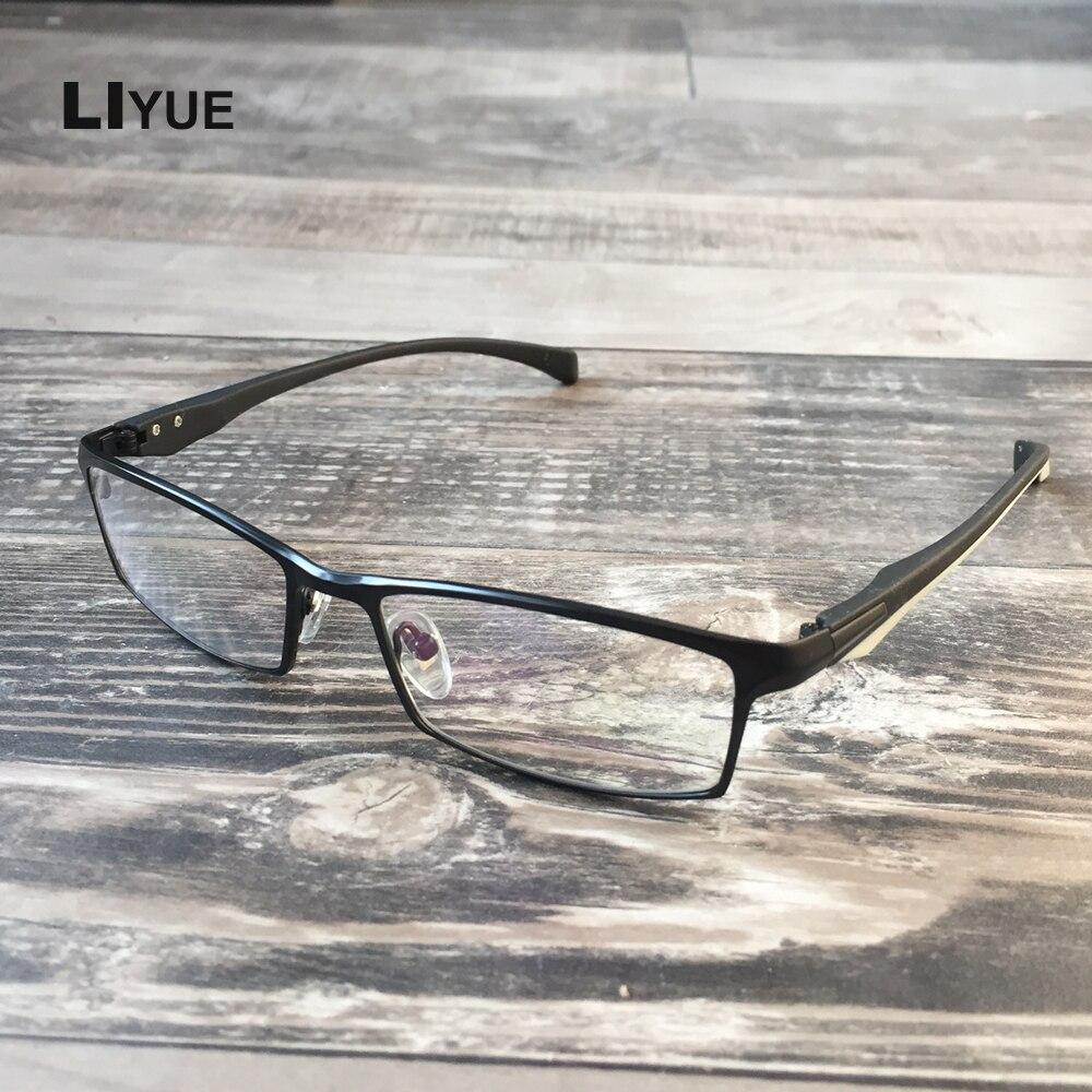 Optical Eyeglasses frame eyewear men optical glasses frame full rim Square shape Prescription eyewear frame spectacles women
