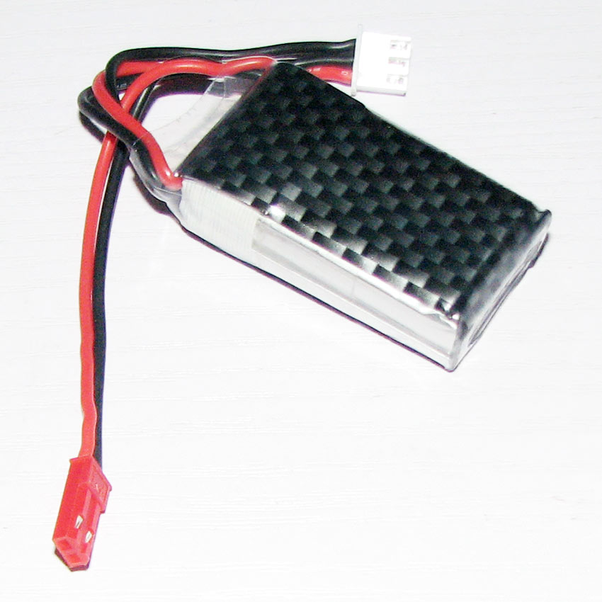 LPB <font><b>7.4V</b></font>/2S <font><b>500mAh</b></font> 20C LiPo <font><b>battery</b></font> JST plug For RC Airplane Helicopter Boat Car dropship image
