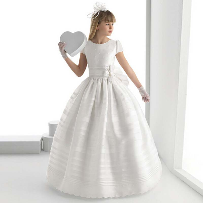 Flower Girl Party Bow Princess Dress Baby Kids Wedding Bridesmaid Formal Dresses. Style: Kid Baby Girl Princess Dress. Size Bust Front skirt length After the skirt length Suggested Age. Kids Flower Girls Party Unicorn Tutu Dress Rainbow Wedding Bridesmaid Princess. $ Buy It Now.
