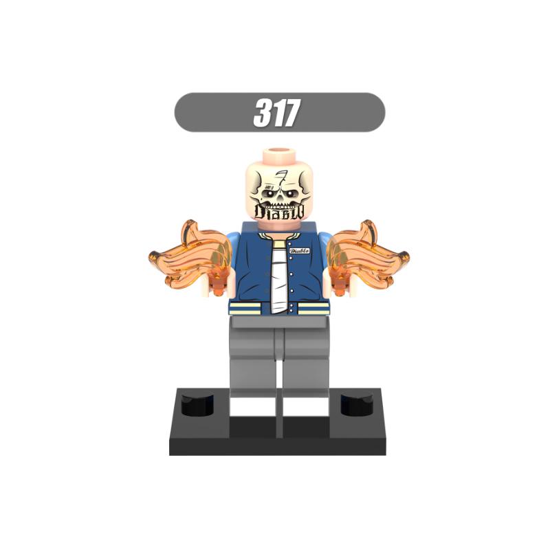 XH317-El Diablo