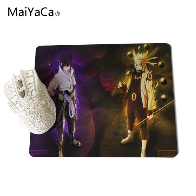 Naruto Computer Mouse Pad