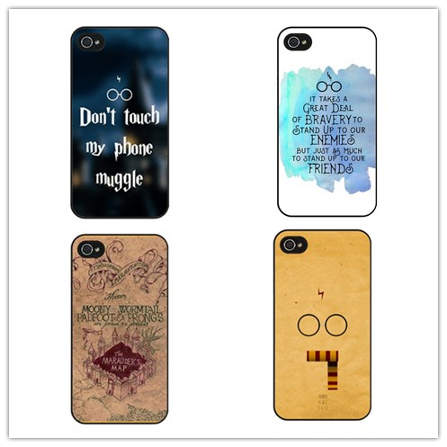 Don t Touch my Phone Muggle iphone case