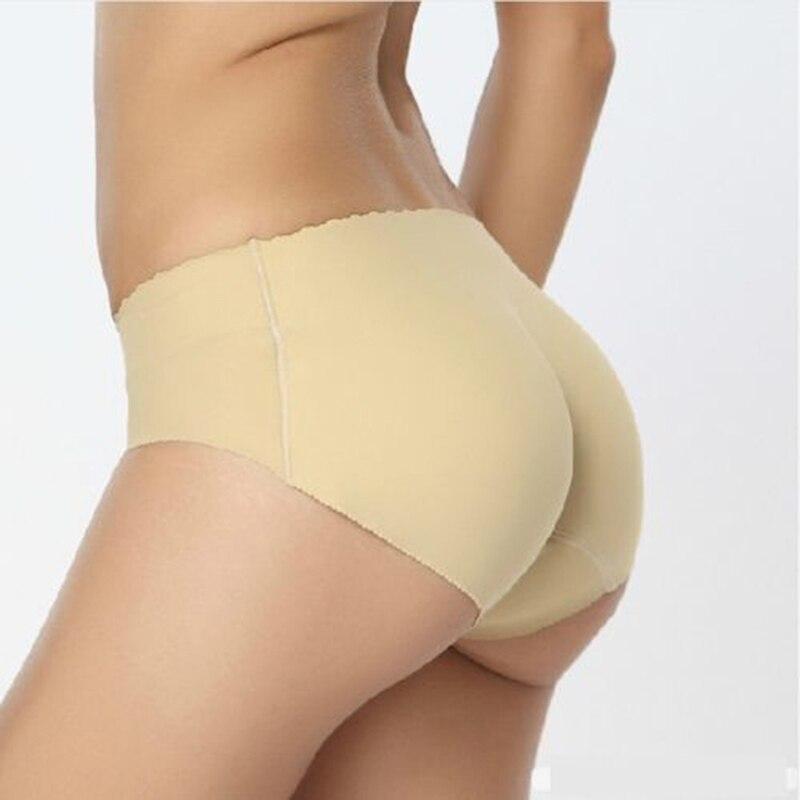 Padded Seamless Butt Hip Enhancer Shaper   Panties   Women Sexy Underwear Comfortable Briefs Underpants Ropa Interior Mujer