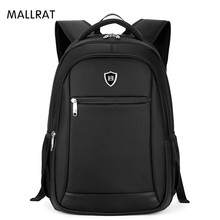 MALLRAT Functional Laptop Backpack Male Anti-theft Man Business Dayback Men Travel Bag 14 15.6 inch Company Back pack